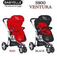 STROLLER BAYI BABYELLE VENTURA S900 bs gosend grab sehari sampai