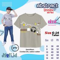 Ombre T-Shirt - Kaos Cowok / Kaos Anak Remaja Laki / Kaos Dewasa