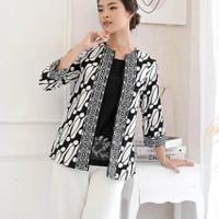 blouse batik wanita / 242AON