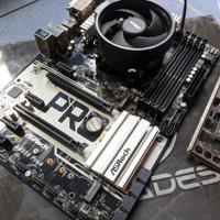 Asrock AB350 Pro4 (B350, DDR4, AM4)