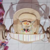 Baby Elle Automatic Swing - ayunan bayi