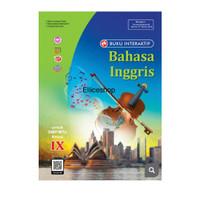 Buku PR Interaktif Bahasa Inggris kelas 9, Tahunan, Intan Pariwara