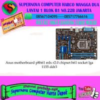 Asus motherboard p8h61 mlx r2.0 chipset h61 socket lga 1155 ddr3