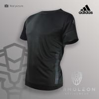 Dry Fit Adidas Kaos Jersey Baju Training Bike Running Gym Futsal - XL