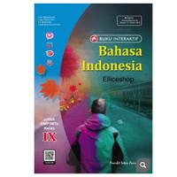 Buku PR Interaktif Bahasa Indonesia kelas 9, Tahunan, Intan Pariwara