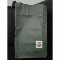 Tote bag, Tas belanja kanvas, Lunch bag - bear brand