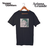 Voyager Outfitters T-Shirt - Ariana Grande Positions Album