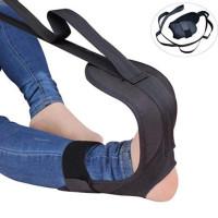 Ligament Stretching Belt Leg Training Strap Tali Stretcher Ankle Kaki