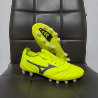 Sepatu Bola Mizuno Morelia Neo 3 Beta Yellow Volt FG - Sepatu SOCCER