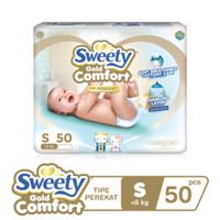 Sweety Popok Gold Comfort S 50s