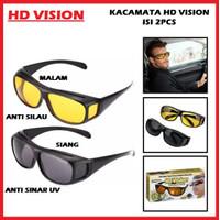kacamata HD ASK vision sunglass - anti UV Anti Gelap