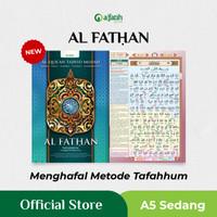 Al Fathan 2020 A4 Al-Quran Tajwid Mudah Ayat Perkata Tafahhum A4 Besar