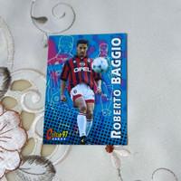 Kartu Soccer Calcio 97 cards ROBERTO BAGGIO, Panini #84