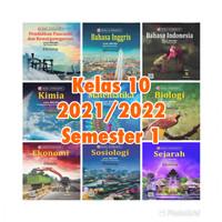 Buku PR/ LKS kelas 10, Semester 1, Intan Pariwara