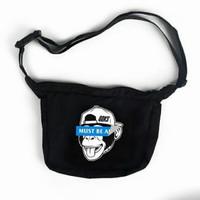 Sling Bag Efg Pria Wanita , Tas Slempang Keren Distro - 1, SLING BAG
