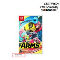Nintendo Switch Game Arms (Asia) BARU