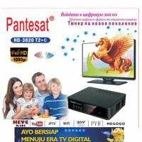 TV Tuner Digital Pantesat Set Top Box TV Tunner Digital Pantesat 3820
