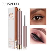 O.TWO.O Liquid Eyeliner Waterproof Long Lasting Eye Liner Pen Black