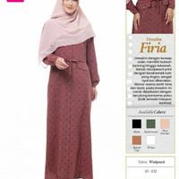 Rabbani Dresslim Firia Gamis Baju Muslim Wanita Dewasa