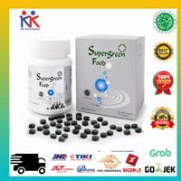 Multivitamin Vitamin Terbaik Keluarga Supergreen Food (SGF) 600 tabs