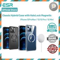 ESR Case iPhone 12/12 Pro/ 12 Pro Max Classic Hybrid with HaloLock