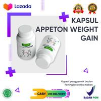 SUPPLEMEN APETTON WEIGHT GAIN - Penambah Berat Badan