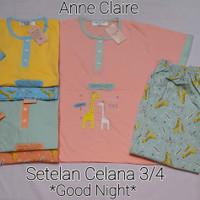 Anne Claire Stelan Celana 3/4 allsize
