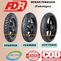 Paket Ban motor FDR Flemmo Spartax CityForce 80/90&90/90-14 Tubetype