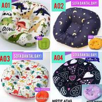 stock ada Sofa Bantal Bayi duduk /Bayi Santai /Matras Bayi new