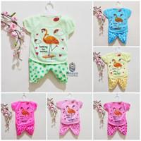 0133- Pita,Setelan murah baju sehari-hari bayi perempuan 3-6 bulan