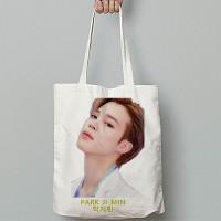 Totebag Tote Bag BTS Kanvas Park Jimin Jungkook Suga BTS