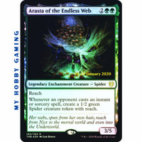Arasta of the Endless Web (foil date stamp) | THB | Magic: The Gatheri