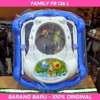 Family Baby Walker 136 FB-136 L Terlaris