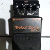 BOSS Metal Zone (efek gitar)