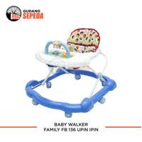Baby Walker Kereta Dorong Bayi Balita Anak 6-12 Bulan Family FB 136