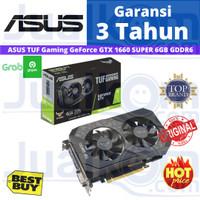 VGA Asus Tuf Gaming GTX 1660 Super 6GB Asus Geforce GTX1660 6GB