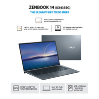 Asus Zenbook UX435EG AI551NP i5 1135G7 8GB 512ssd MX450 14 FHD IPS