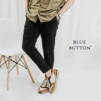 Korz Man X BlueButton Ankle Pants Magic Waist Premium Quality