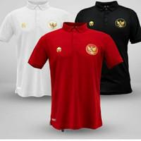 kaos kerah / polo shirt Timnas Garuda Indonesia