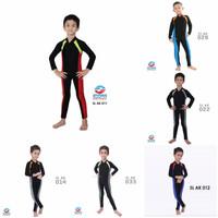 Baju renang anak TK laki laki diving panjang