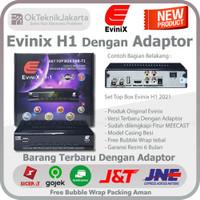 Set Top Box DVB-T2 EviniX H1 New 2021