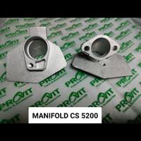 CS5200 / CS5800 Manifold Karburator / Layang Karburator Chainsaw