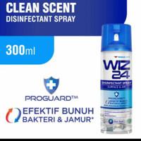 WIZ24 DISINFECTANT SPRAY BIRU - 300ML
