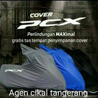 cover motor pcx anti air dan anti panas