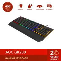 AOC GK200 Anti-ghosting keyboard with mechanical feeling