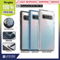 Case Galaxy S10 Plus / S10e / S10 Ringke FUSION Anti Crack Clear Case
