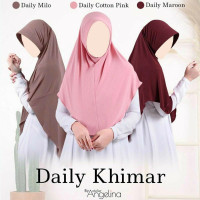 DAILY KHIMAR ATELIER ANGELINA SIZE L HP SP