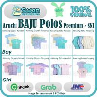 Aruchi Baju Polos Anak dan Bayi Boy and Girl