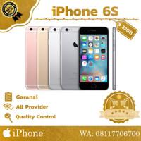 iPhone 6S 32Gb Second Original No Minus - Space gray, Batangan