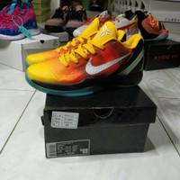 Sepatu Basket Nike Kobe 6 Protro Low Sunset